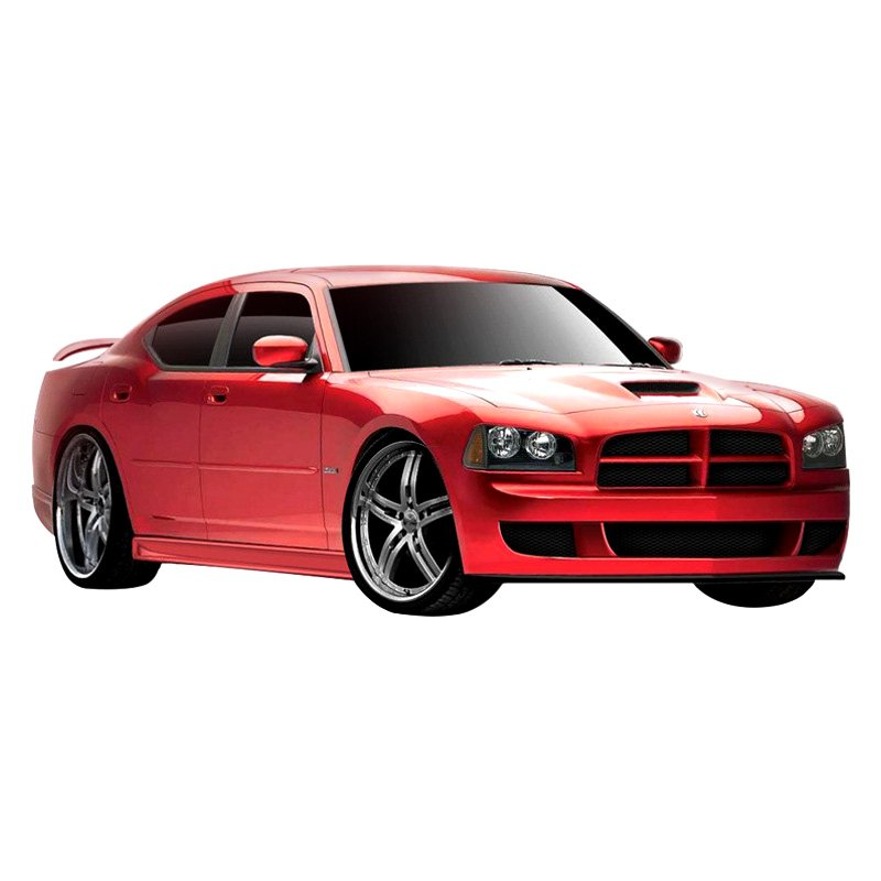 duraflex dodge charger base srt8 2007 rk s style fiberglass body kit. Cars Review. Best American Auto & Cars Review