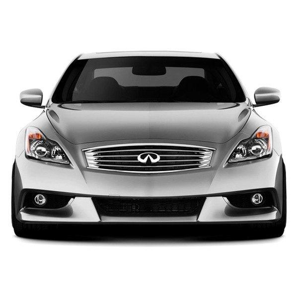 2010 Infiniti G37 Convertible: IPL Style Fiberglass Front Bumper Cover