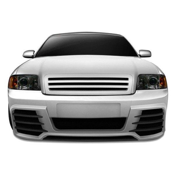 Audi A6 1999-2000 CT-R Style Fiberglass Bumper