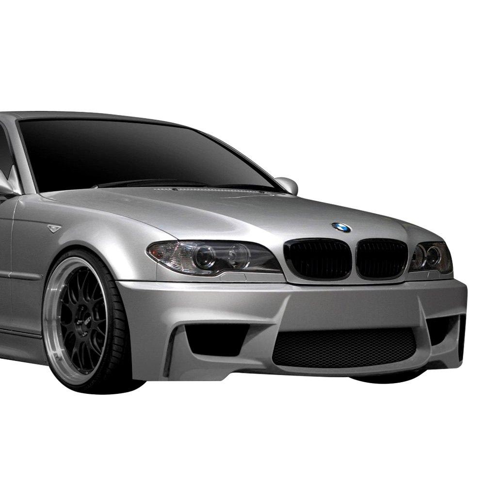 BMW 3-Series 2002-2003 1M Style Fiberglass