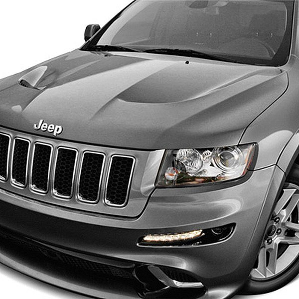 duraflex jeep grand cherokee 2012 2013 srt style fiberglass body kit. Black Bedroom Furniture Sets. Home Design Ideas