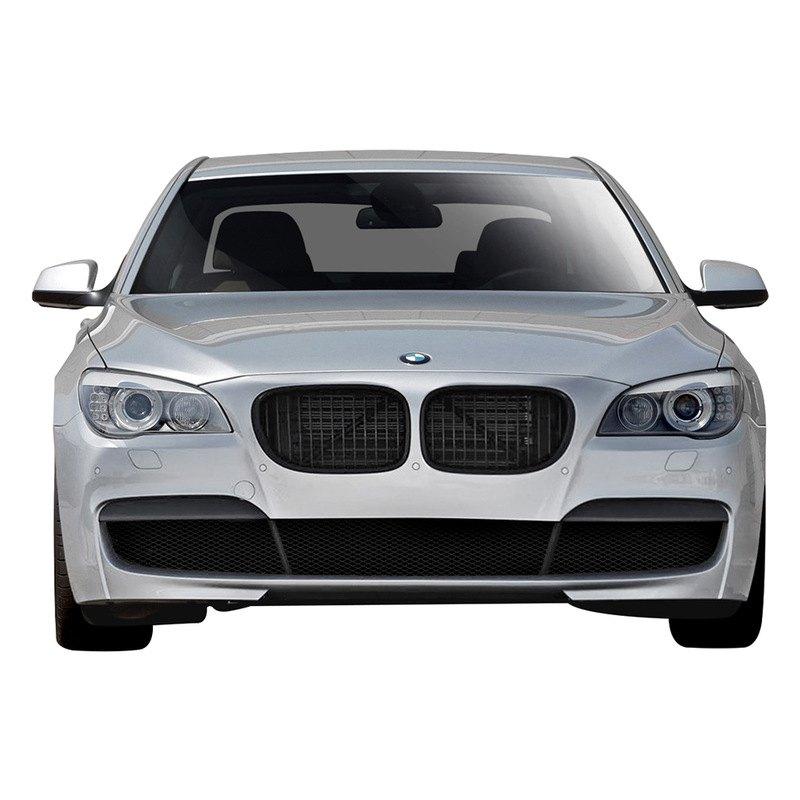 BMW 750i 2009 M Sport Style Fiberglass Bumper