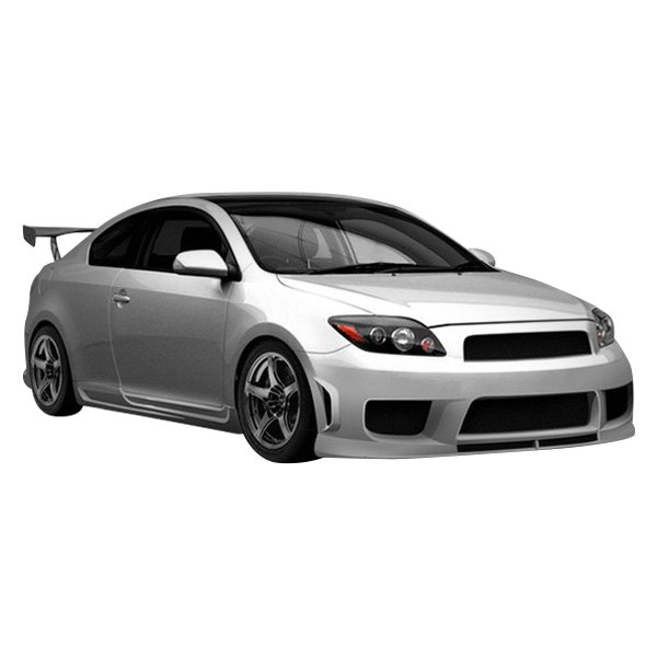 duraflex scion tc 2005 2006 drifter 2 style fiberglass. Black Bedroom Furniture Sets. Home Design Ideas