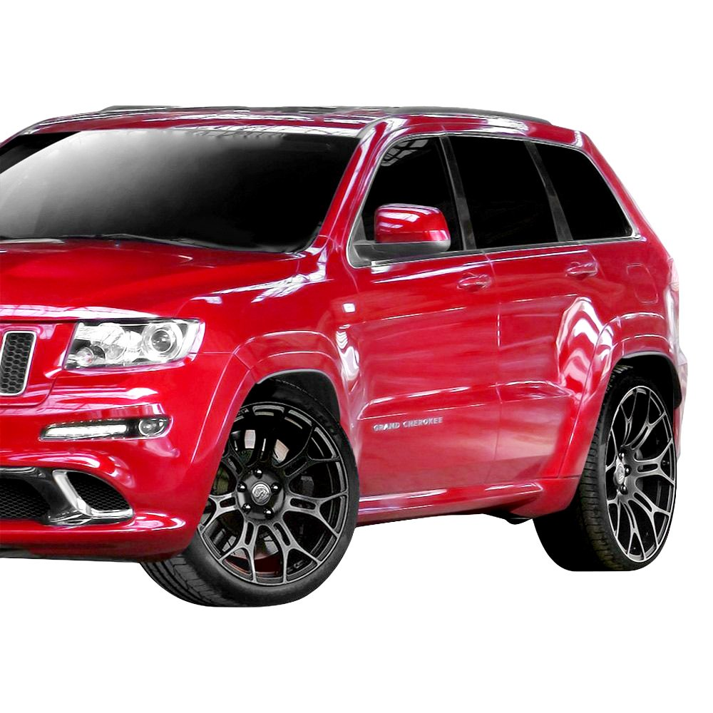 Procharger Kit Jeep Srt8: Jeep Grand Cherokee Laredo / Limited