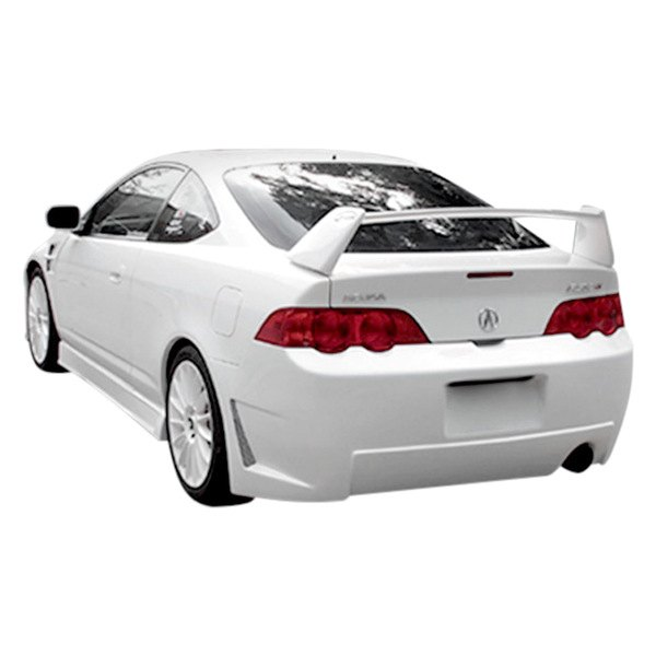 duraflex acura rsx 2002 2004 b 2 style fiberglass body kit. Black Bedroom Furniture Sets. Home Design Ideas