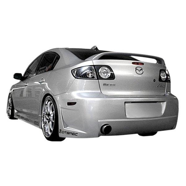 2008 Mazda 3 For Sale 1 6m Obo: Mazda 3 Base / I Sedan 2004-2005 B-2 Style Fiberglass Body Kit