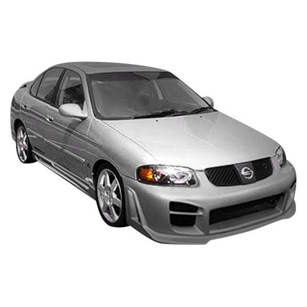 Chrysler 300 2006 Ground Effects Package: Nissan Sentra Base / S / SE-R / SE-R Spec V