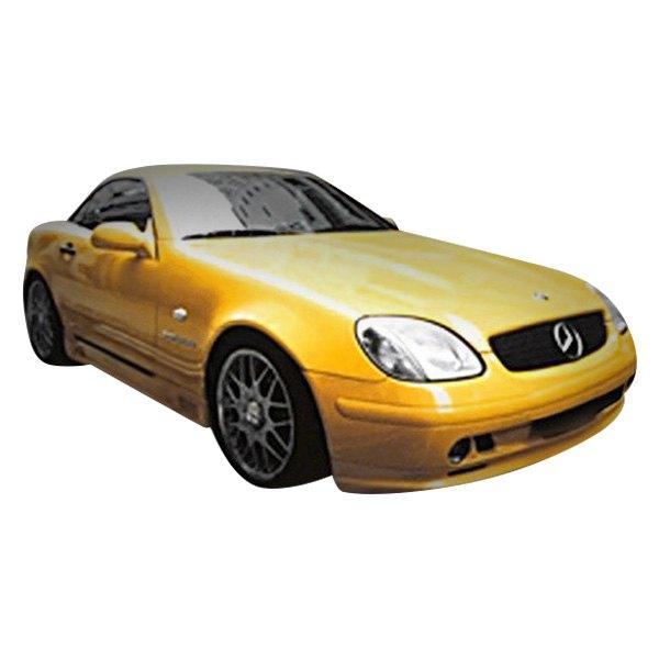 1998 Mercedes Benz Slk Class Suspension: Mercedes SLK Class R170 Body Code 1998-2000 LR