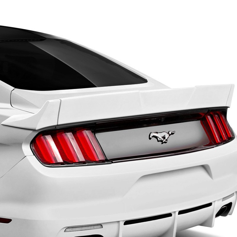 a71f339097ad ... Version 2 Style Fiberglass Rear Lip Spoiler (Unpainted)Duraflex® -  Black Series Style Fiberglass Rear Lip Spoiler (Unpainted)Duraflex® - Gran  Veloce ...