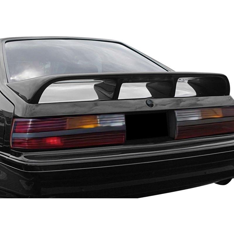 duraflex 112726 cobra look rear wing spoiler unpainted. Black Bedroom Furniture Sets. Home Design Ideas