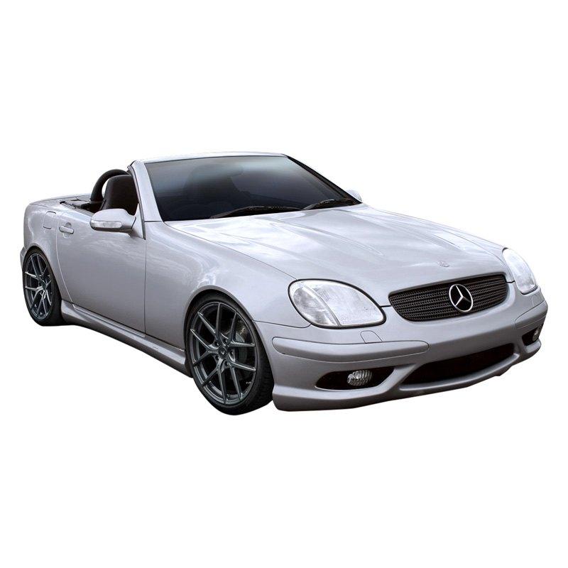 1998 Mercedes Benz Slk Class Suspension: Mercedes SLK Class R170 Body Code 1998-2000