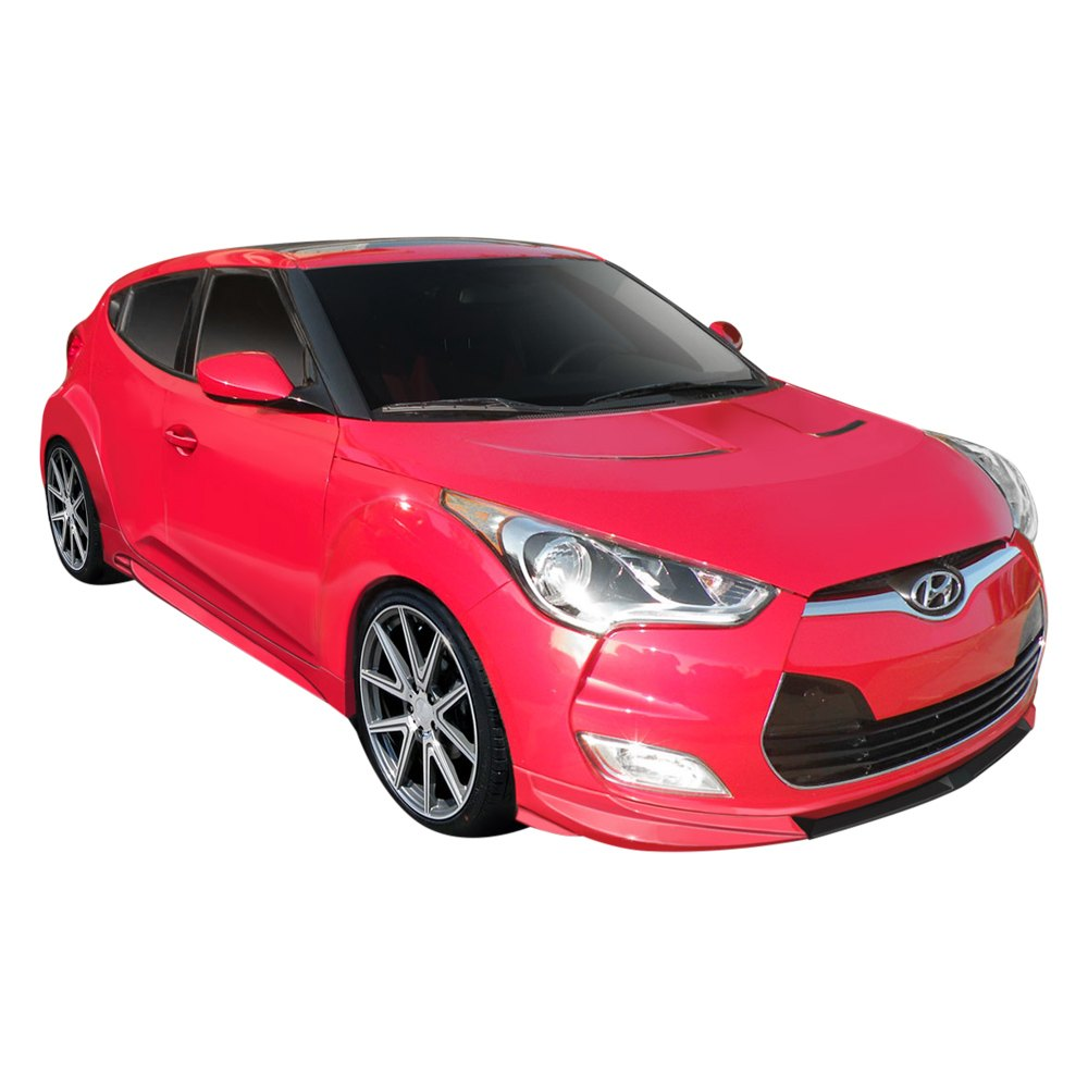 Hyundai veloster exterior accessories for Asesores exterior