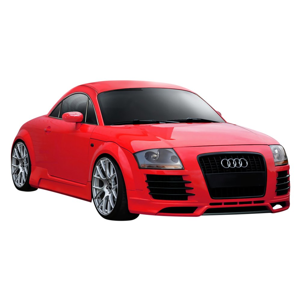 duraflex audi tt 2003 pr d style fiberglass body kit. Black Bedroom Furniture Sets. Home Design Ideas