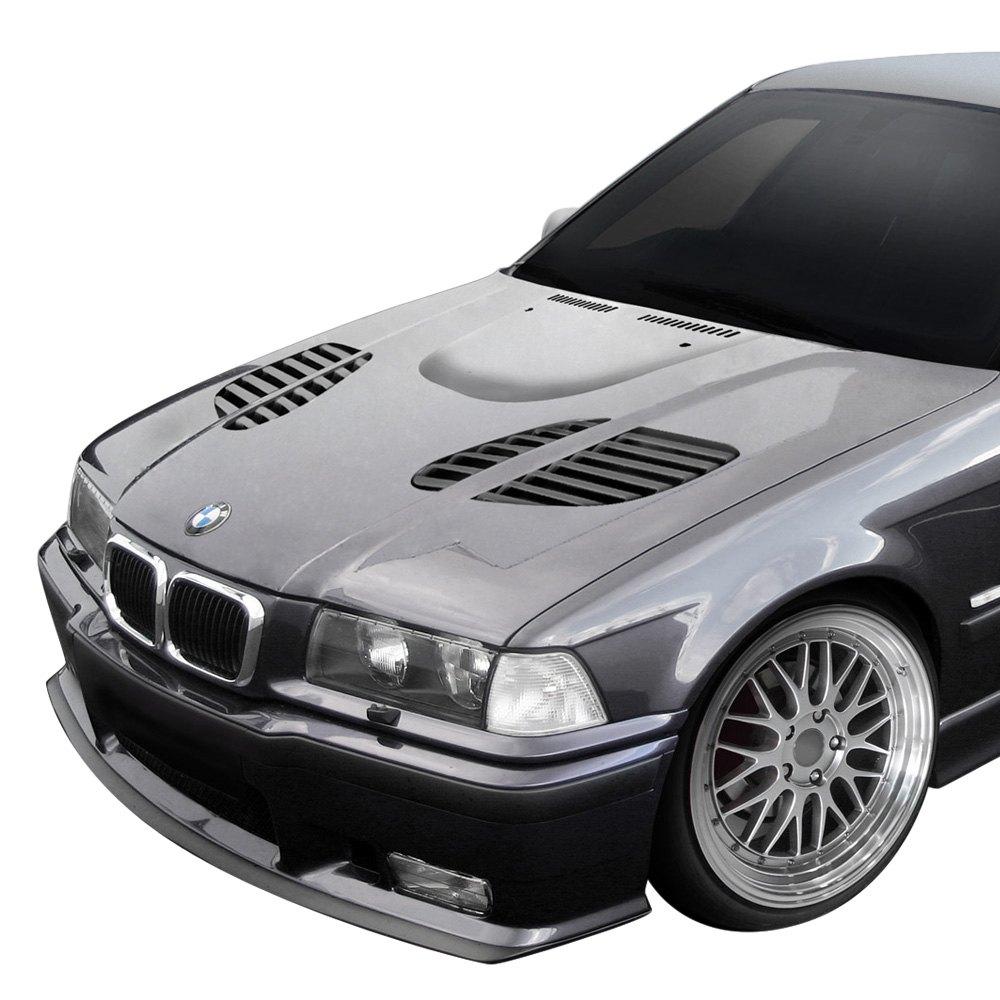 1997 Bmw M3: BMW M3 1997 GTR Style Fiberglass Hood