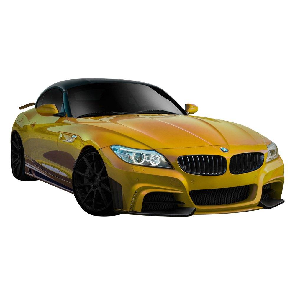 Bmw Z4 2016: BMW Z4 2010-2016 TKR Style Fiberglass Body Kit