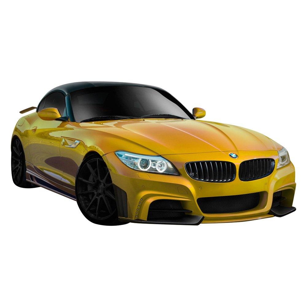 2014 Bmw Z4: BMW Z4 2014 TKR Style Fiberglass Body Kit