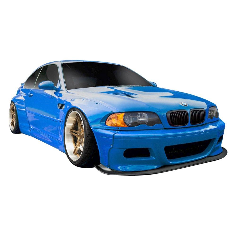BMW M3 2004 Circuit Style Wide Body Fiberglass