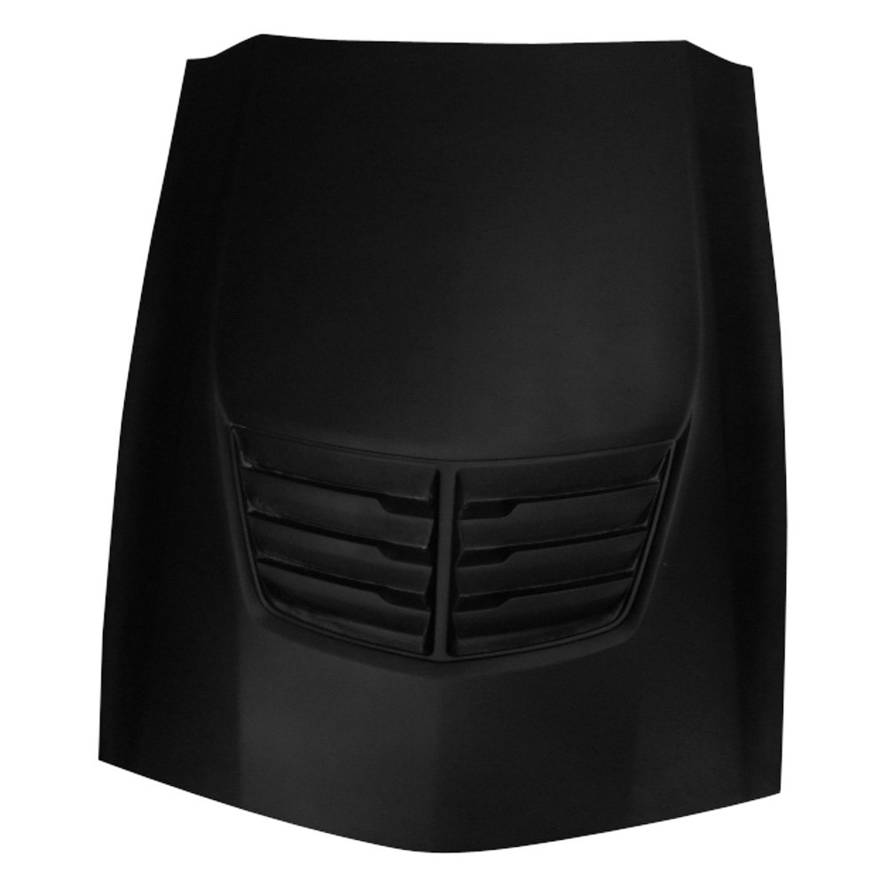 Duraflex Z06 Style Fiberglass Hood Cowl Scoop Vent