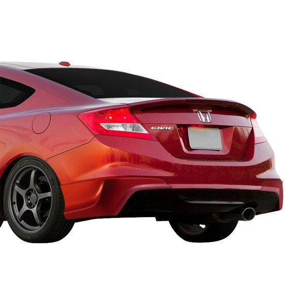 duraflex honda civic si coupe 2012 2015 h sport style. Black Bedroom Furniture Sets. Home Design Ideas