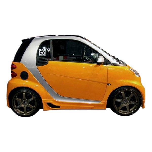 Smart Car Fortwo Base 2016 FX Style Fiberglass