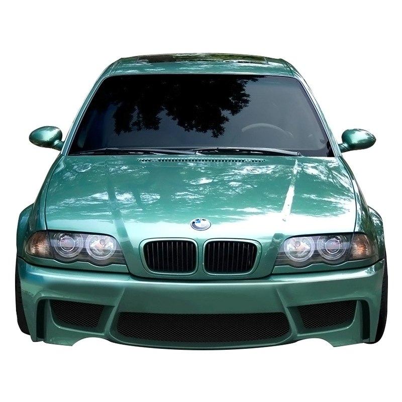 2000 Bmw 323ci Coupe: BMW 3-Series 1999 1M Style Fiberglass Body Kit