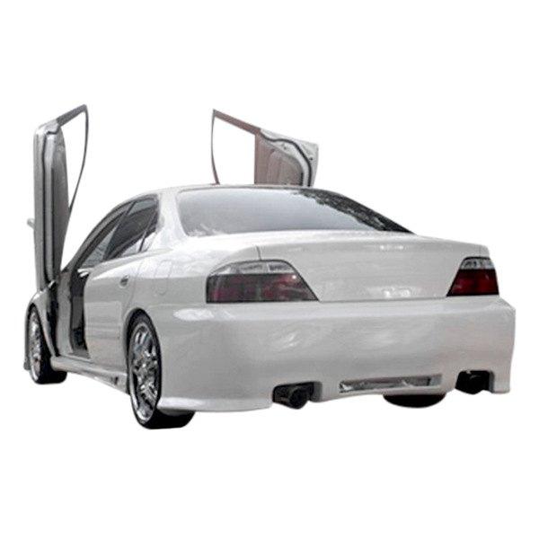 Acura TL 2003 Spyder Style Fiberglass Body Kit