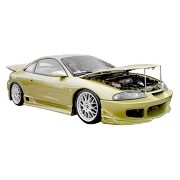 Mitsubishi Eclipse Gs: Mitsubishi Eclipse GS / GSX 1998-1999 Body Kit