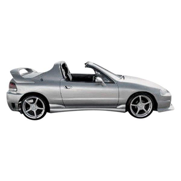 Honda Del Sol 1993-1997 Fiberglass Body Kit