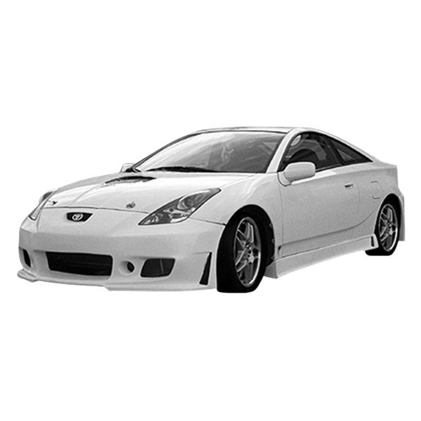 Toyota Celica Coupe Hatchback To: Toyota Celica GT / GTS Hatchback 2001-2003 B-2