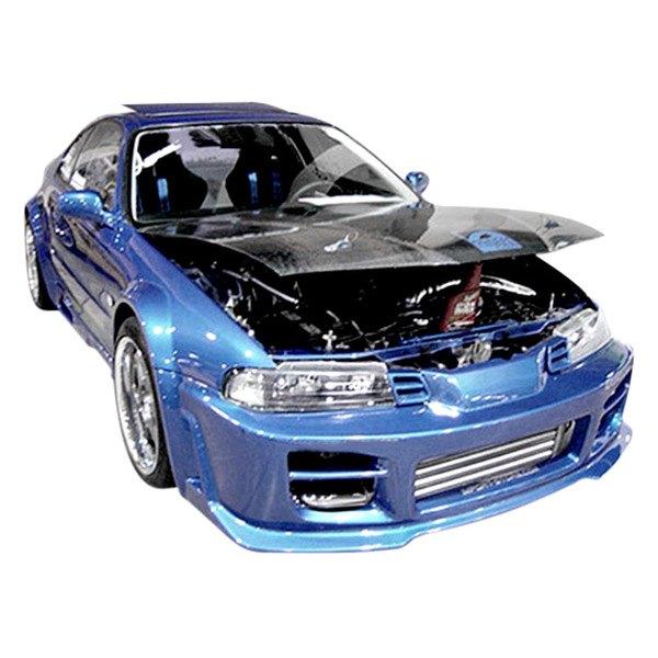 Honda Prelude 1993-1996 Fiberglass Body Kit