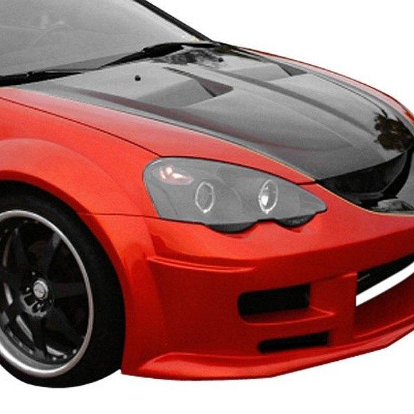 Acura RSX 2002-2004 GT300 Style Fiberglass