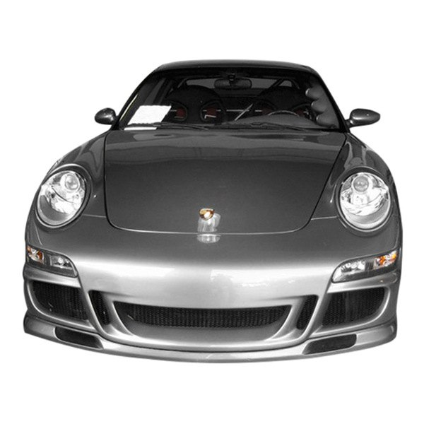 Porsche 996 Headlight Fix: Porsche 911 996 Body Code 2000 Fiberglass Body Kit