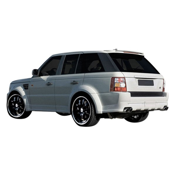 2008 Land Rover Range Rover Supercharged: Land Rover Range Rover Sport HSE