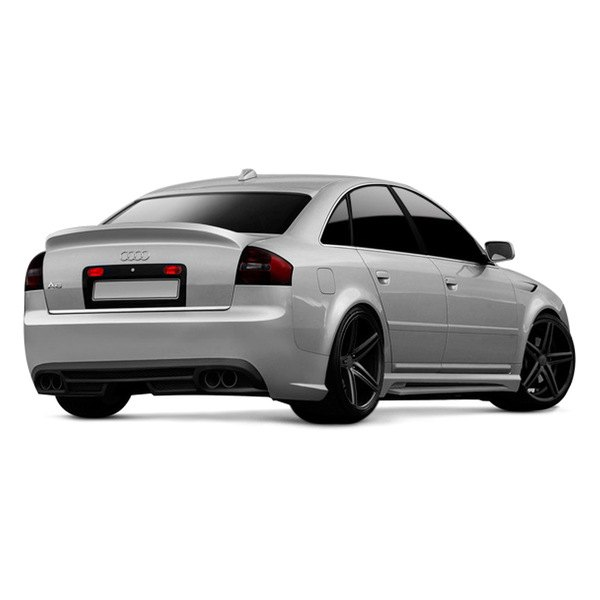 duraflex audi a6 2003 ct r style fiberglass body kit. Black Bedroom Furniture Sets. Home Design Ideas