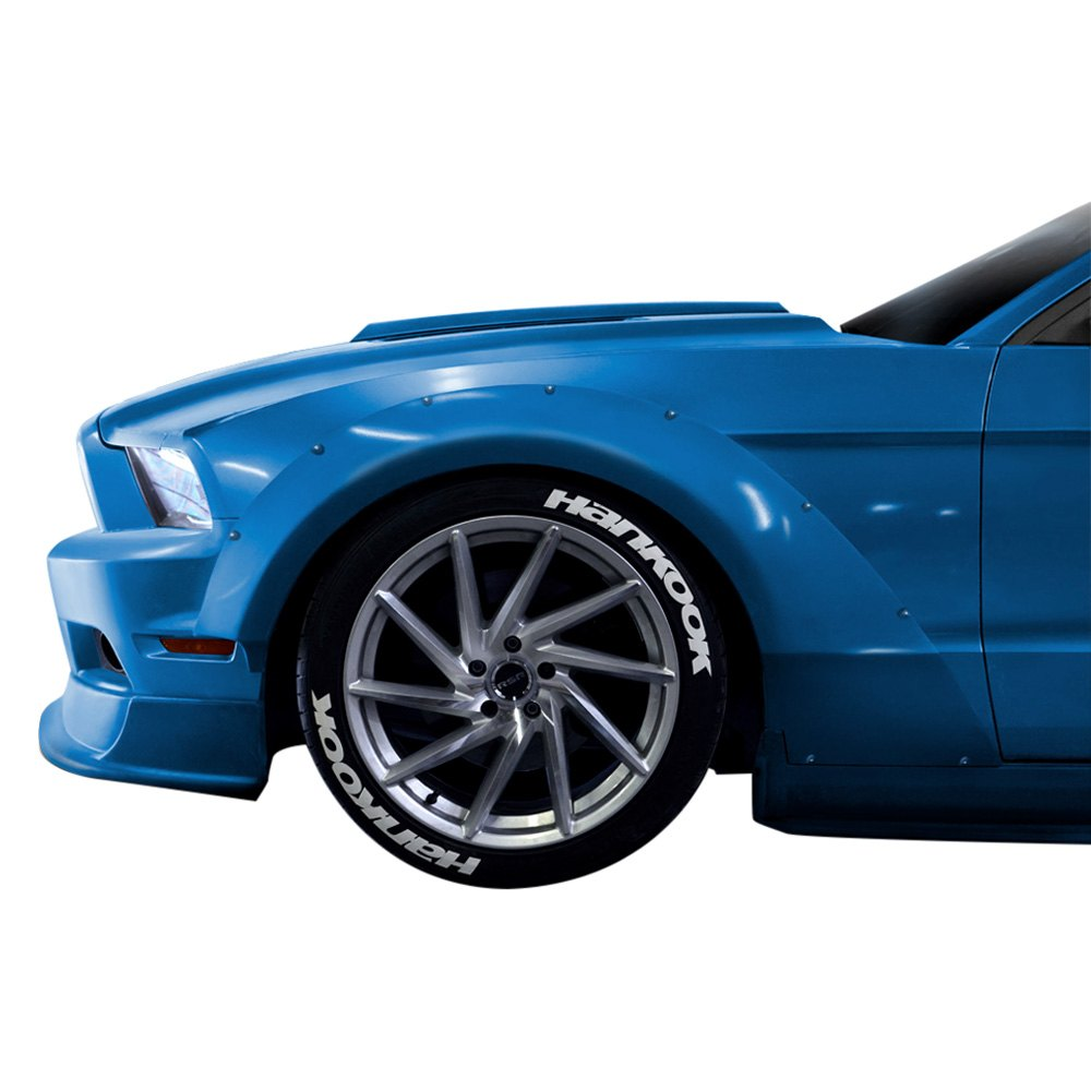 Duraflex 174 Ford Mustang 2010 2014 Circuit Style 75mm
