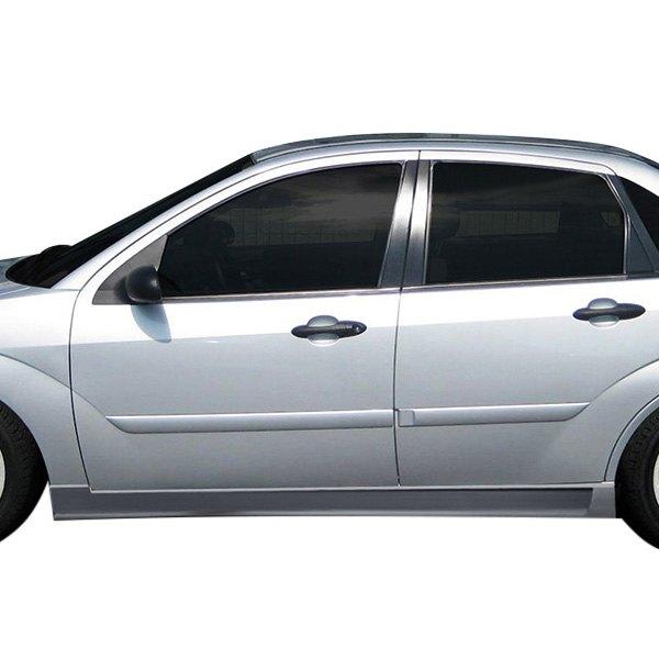 2001 Ford Focus Wagon Car Interior Design