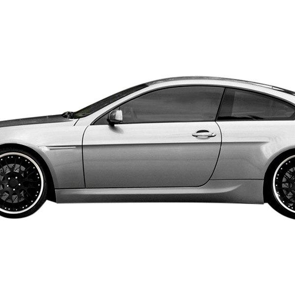 Bmw 6 Series Body Kits: BMW 6-Series 2006 M6 Style Fiberglass Body Kit