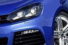 Duraflex® - Body Kit on Volkswagen Golf R