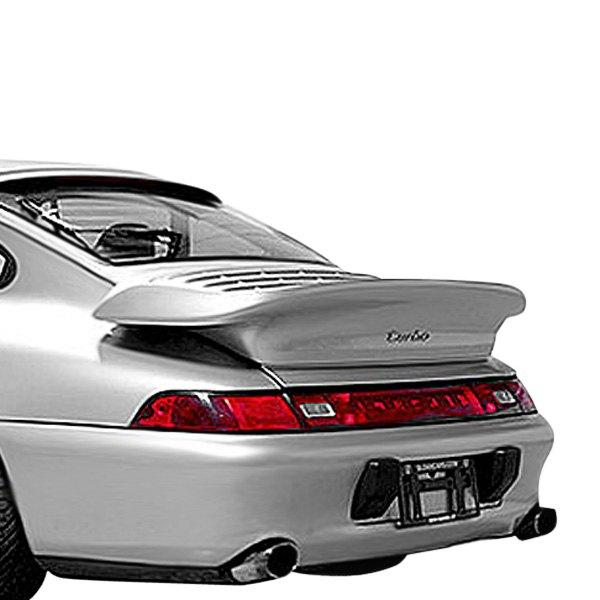 1995 Porsche 911 Exterior: Turbo Style Rear Wing Spoiler