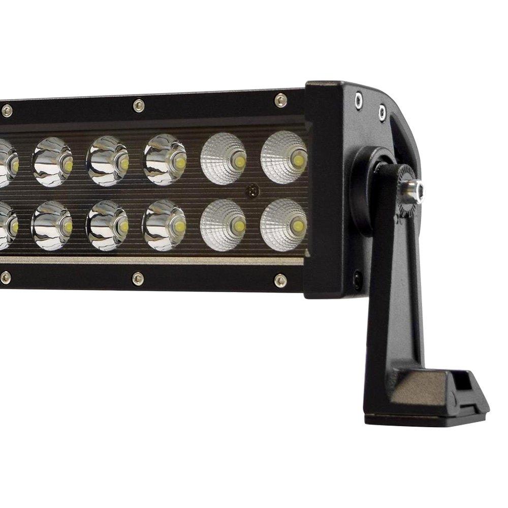 "DV8 Offroad BR50E300W3W 50/"" BRS Pro Series LED Light Bar w// Side /& Bottom Mounts"