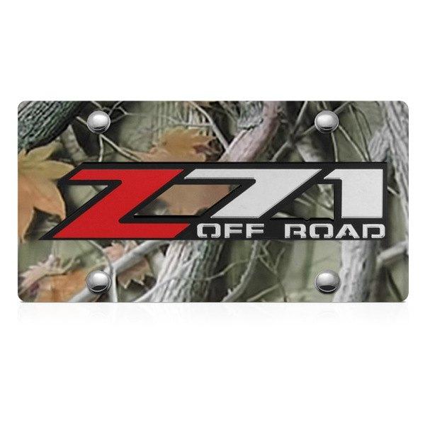 Camo Deer Z71 Decals Autos Post