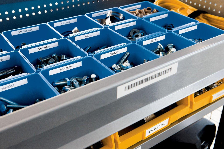 Dymo® 1734520 - Rhino™ Industrial 6000 Label Maker Kit in Hard Case