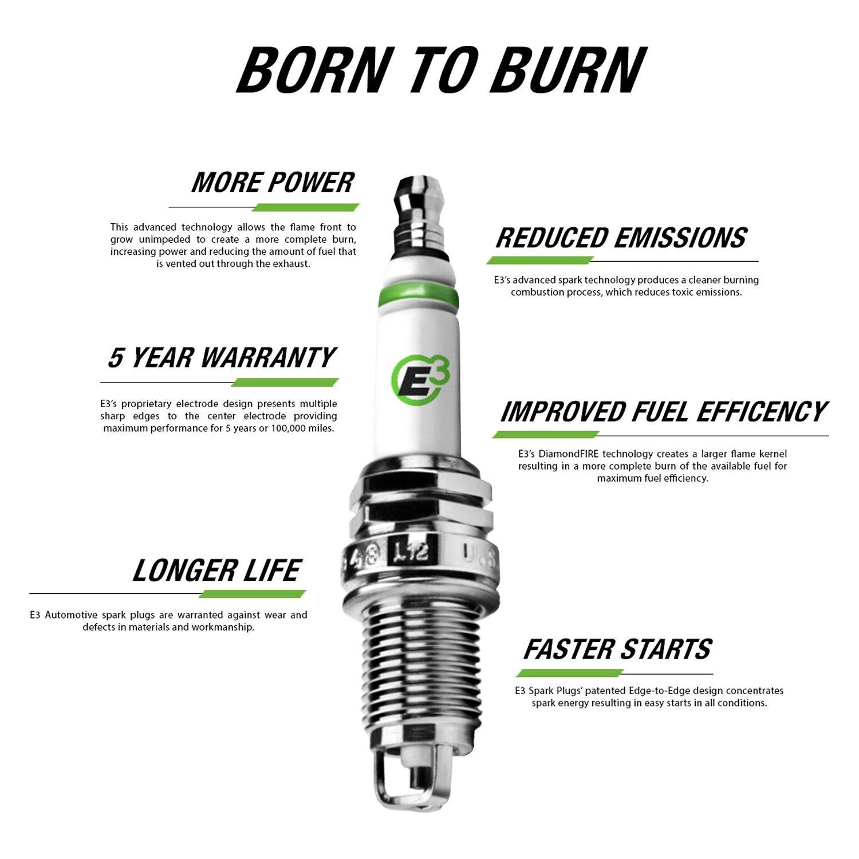 Premium Automotive Spark Plug