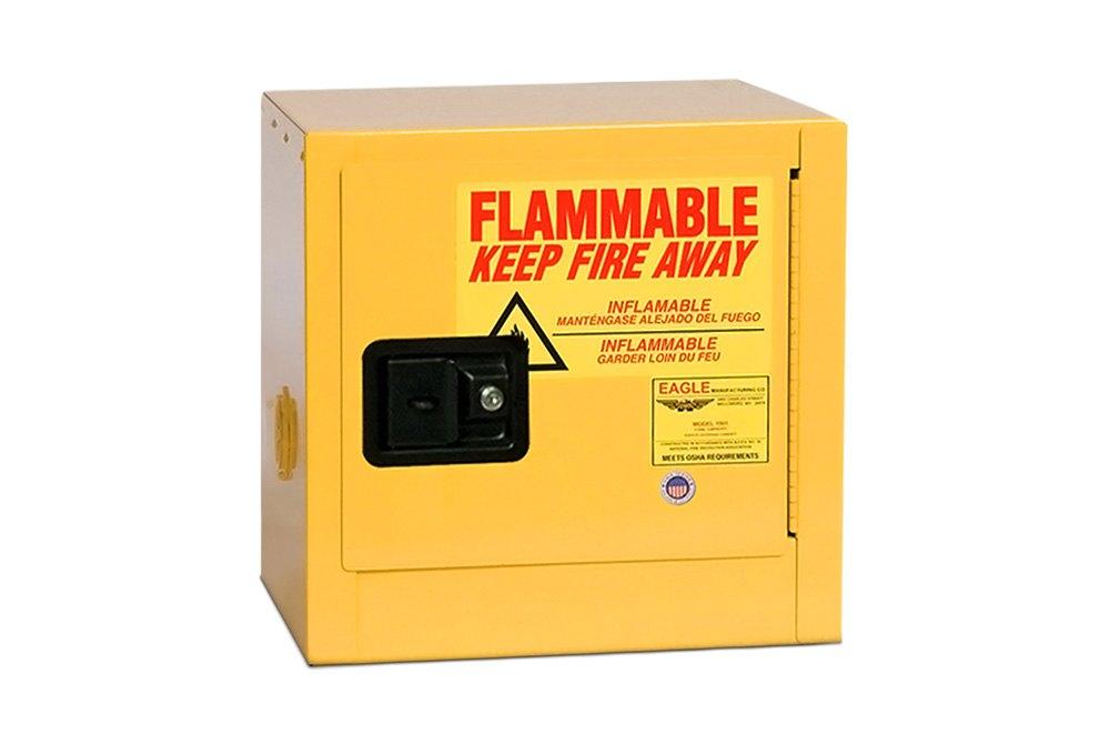 Beautiful 30 Gallon Flammable Cabinet