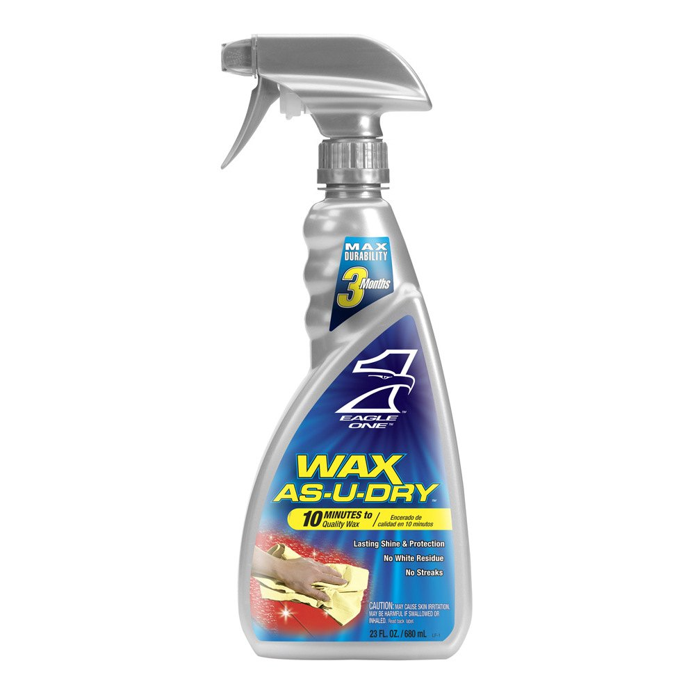 Car Detailing Prices >> Eagle One® 754567 - Wax-As-U-Dry™ Wax, 23 oz