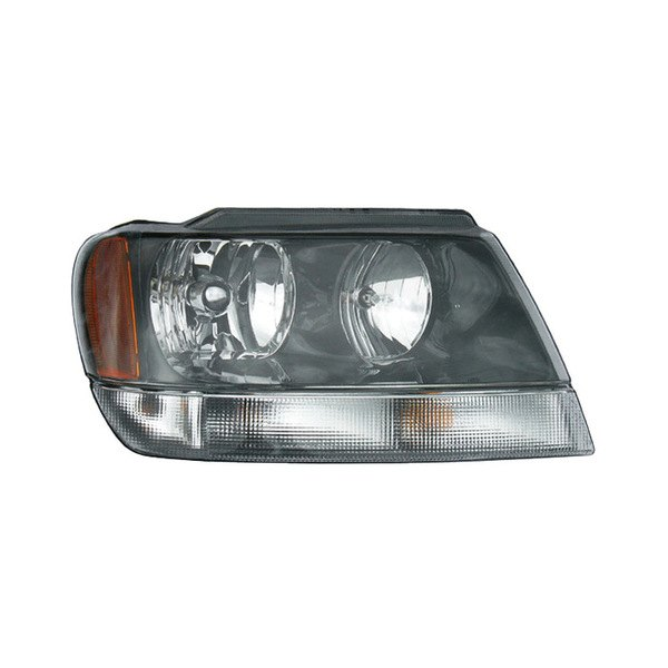 eagle jeep grand cherokee 2002 replacement headlight. Black Bedroom Furniture Sets. Home Design Ideas