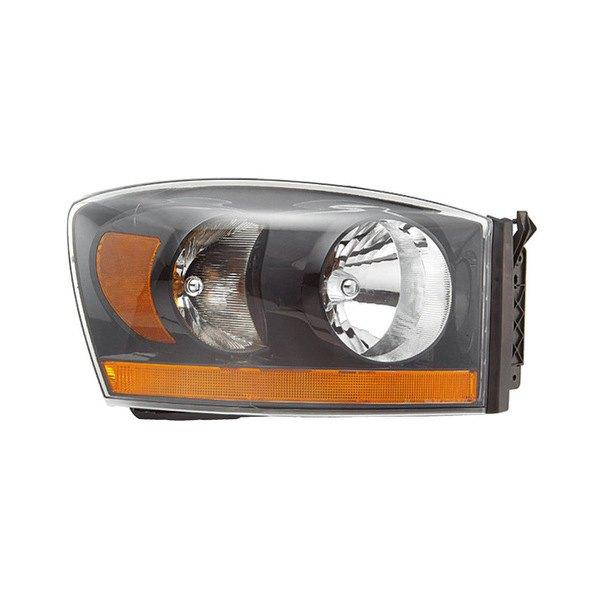 Dodge Replacement Headlights: Dodge Ram 2006 Replacement Headlight