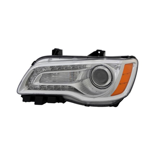 Chrysler 300c With Factory Halogen Headlights: Chrysler 300 With Factory Halogen Headlights 2013