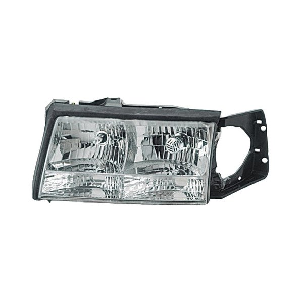 1997 Cadillac Deville Parts: Cadillac Deville 1997-1999 Replacement Headlight