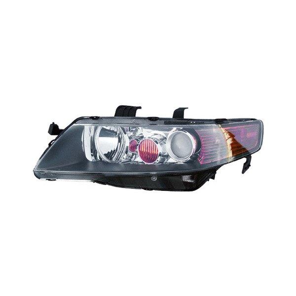 Acura TSX With Factory HID/Xenon Headlights 2004